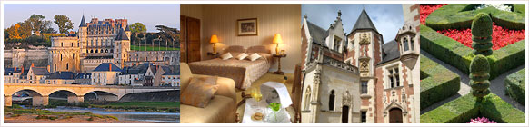 chateaux of the Loire Valley