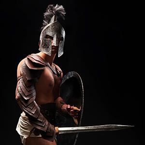 gladiator in Paris