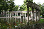 paris sightseeing parc monceau