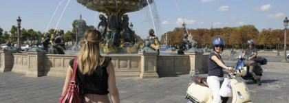 Paris in a Day Tour by Vespa