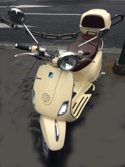 scooter rental paris