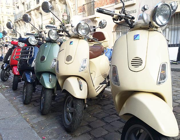 Scooter Rental Paris >> Scooter Rental Paris